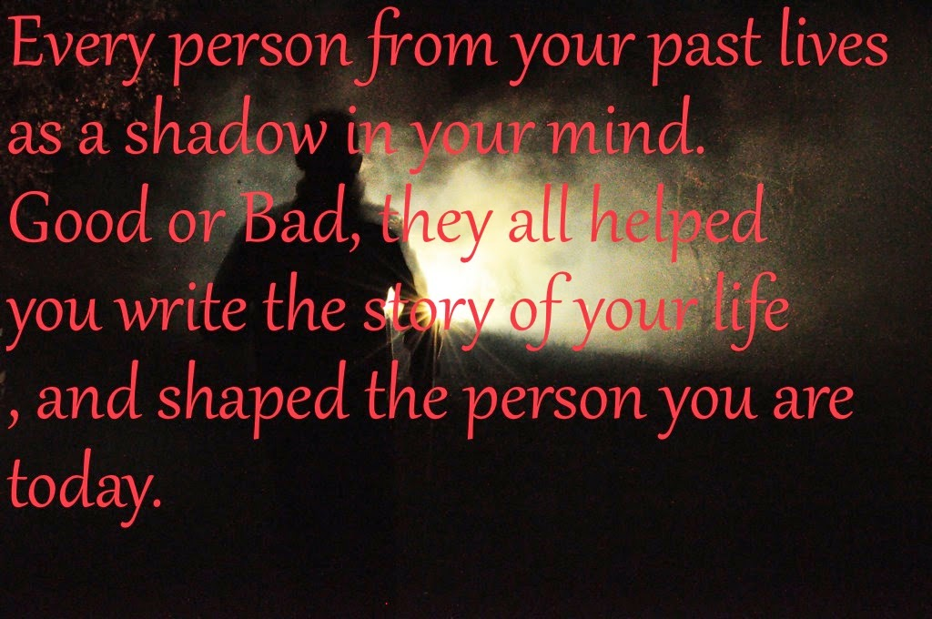 Every person from your past lives