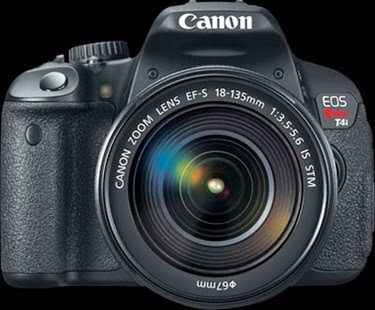 Canon EOS 650D (EOS Rebel T4i) Camera User's Manual