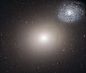 M60 & NGC 4647