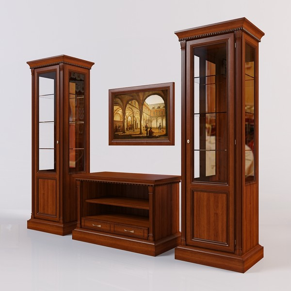 Cupboard Furniture Design Entrancing Solid Wood Cupboard Furniture Designs An Interior Design Design Ideas