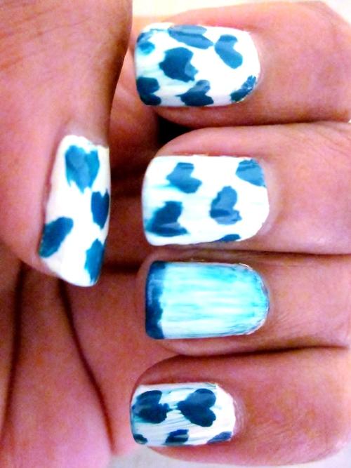 unha decoradas Dia Dos Namorados Nails