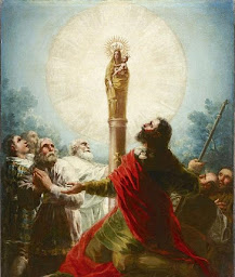 Nuestra Señora del Pilar. Patrona de España.