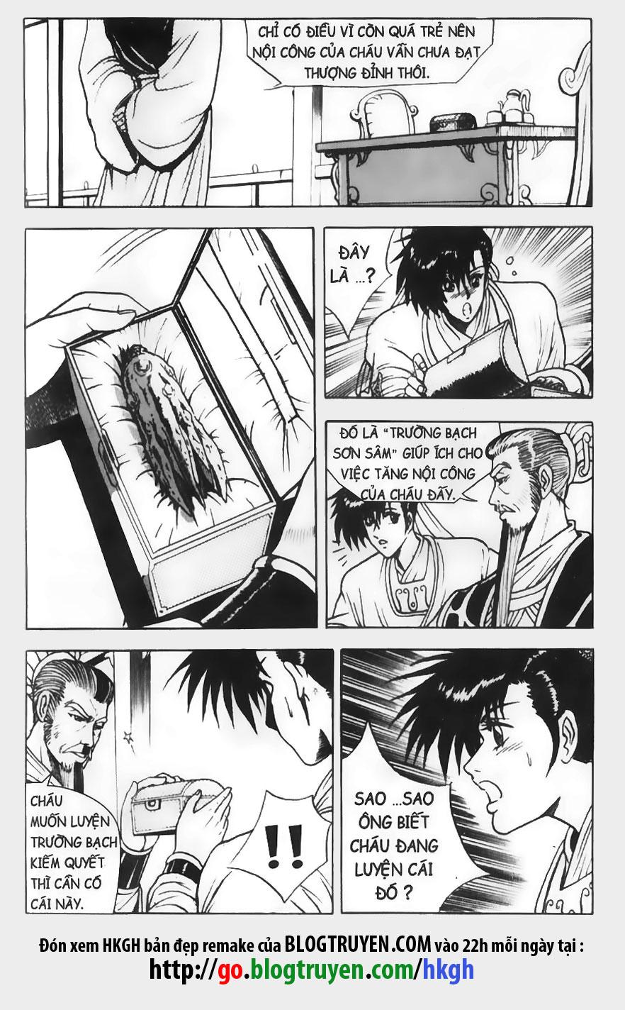 Hiệp Khách Giang Hồ chap 19 page 5 - IZTruyenTranh.com