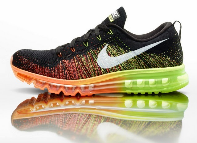 new arrival 5041b ad2d6 RUNNING WITH PASSION Press Release Nike Unveils Nike Flyknit Air Max and Air  Max 2014