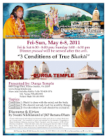 Kripaluji Maharaj's pracharak speaks on True Bhakti