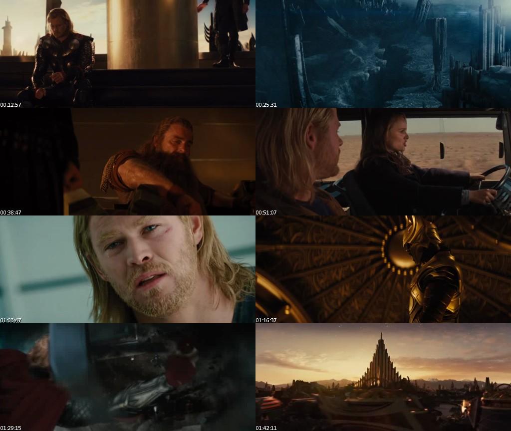 Thor (2011) [DVDRip] [Latino]