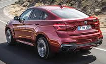 BMW X6 M50D Review UK