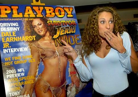 Jerri Manthey Nude Playboy