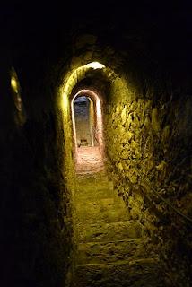 In cautarea vampirilor- Scara secreta din interiorul Castelului Dracula (Brasov, Transilvania)