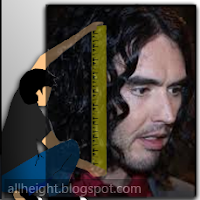 Russell Brand Height - How Tall
