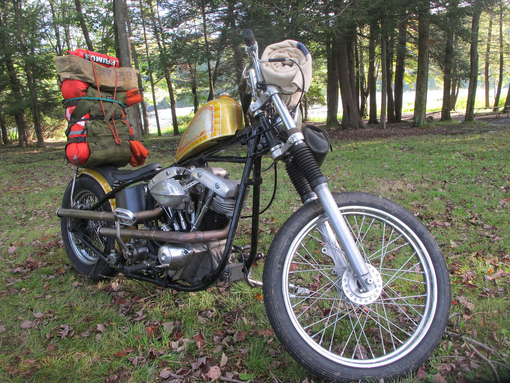 Poler Man Tent Review & Old Biltwell Blog: Poler Man Tent Review