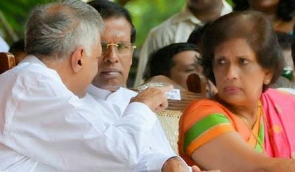 Maithri-Ranil-CBK to Land at Accord