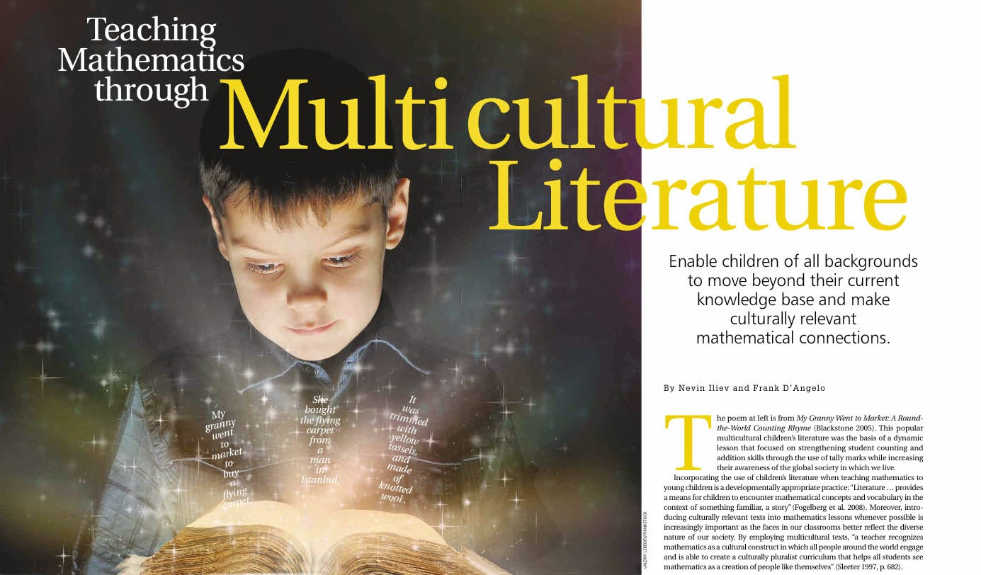 incorporating literature in esl teaching and Literature is the ideal vehicle to help your students see the importance of numbers in their daily lives included: author marilyn burns shares her thoughts plus more ideas for integrating.