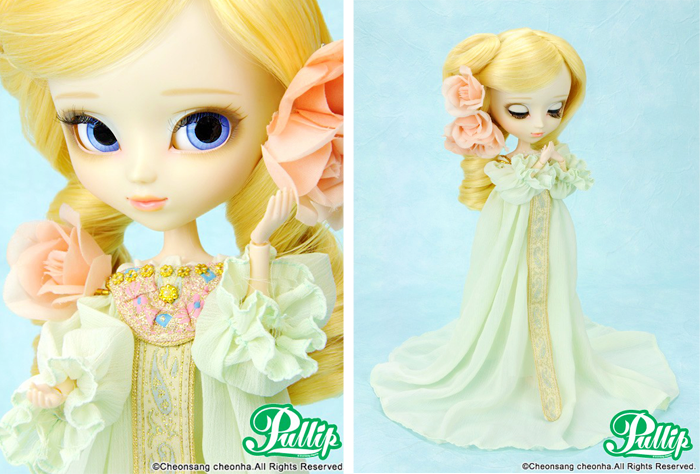 Koori KooriStyle Kawaii Cute BJD PullipDoll What's What is a Pullip Doll
