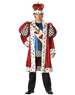 dicas e imagens de Fantasias de Rei
