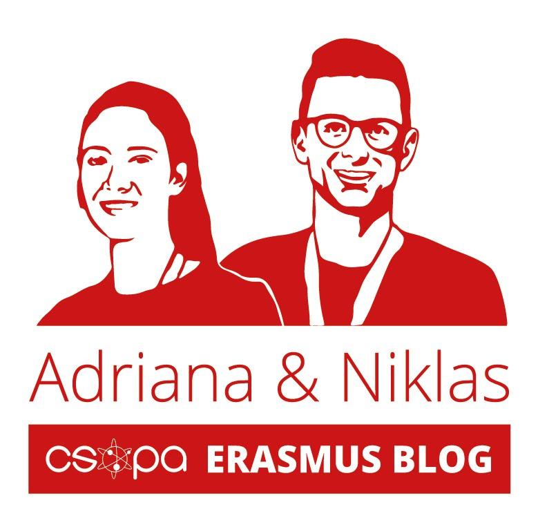 Csopa Erasmus Blog (English, Deutsch)