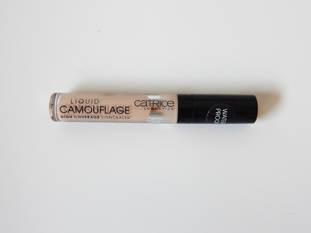 Catrice Liquid Camouflage High Coverage Concealer Waterproof Porcellain