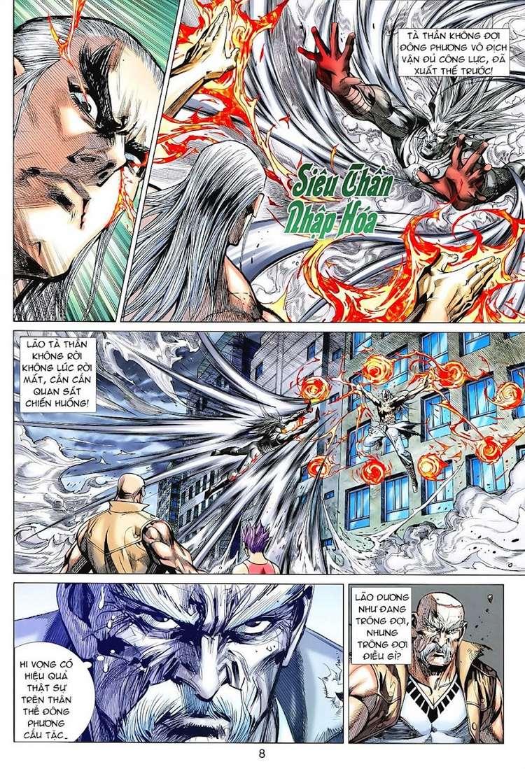 Hoả Vân Tà Thần II chap 98 - Trang 8