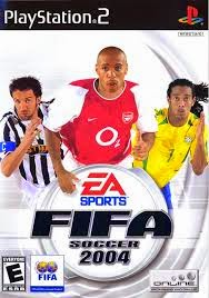 FIFA Soccer 2004 - PS1 - ISOs Download