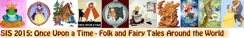 Once Upon a Time: Folk and Fairy Tales Around the World