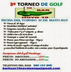 GOLF NAVALUENGA