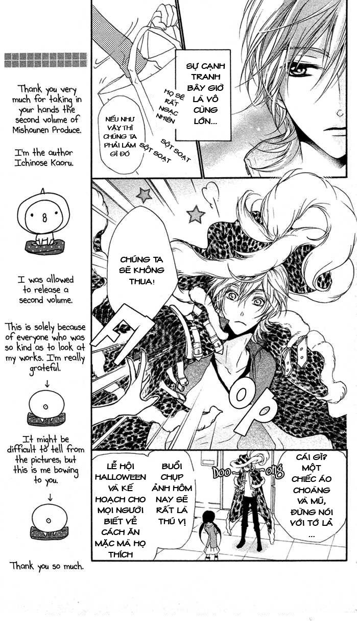 MISHOUNEN PRODUCE chap 5 - Trang 18