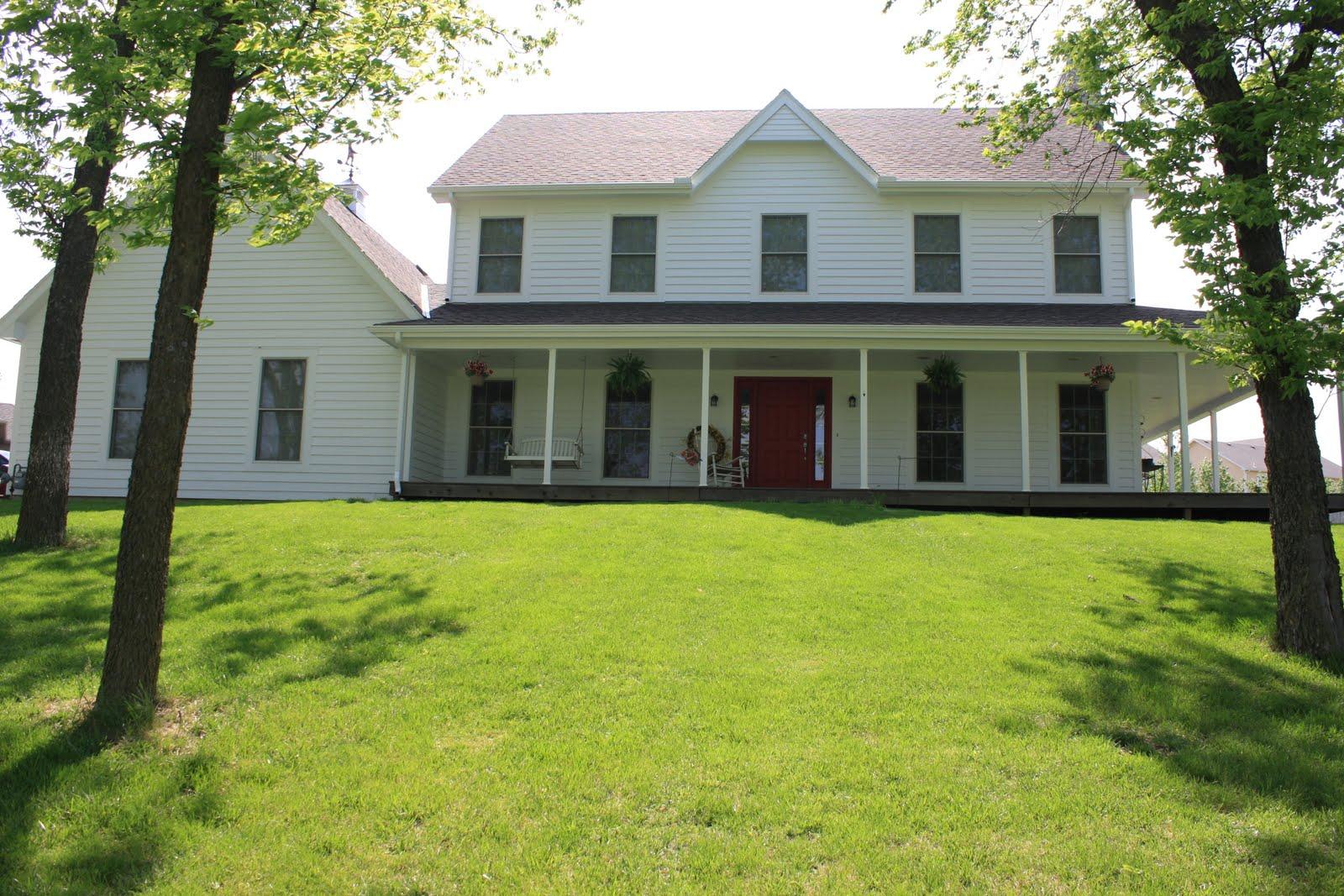 1067 #8B9833 Two Front Door Farmhouse Two Front Door Farmhouse Http  image Farmhouse Front Doors 40331600