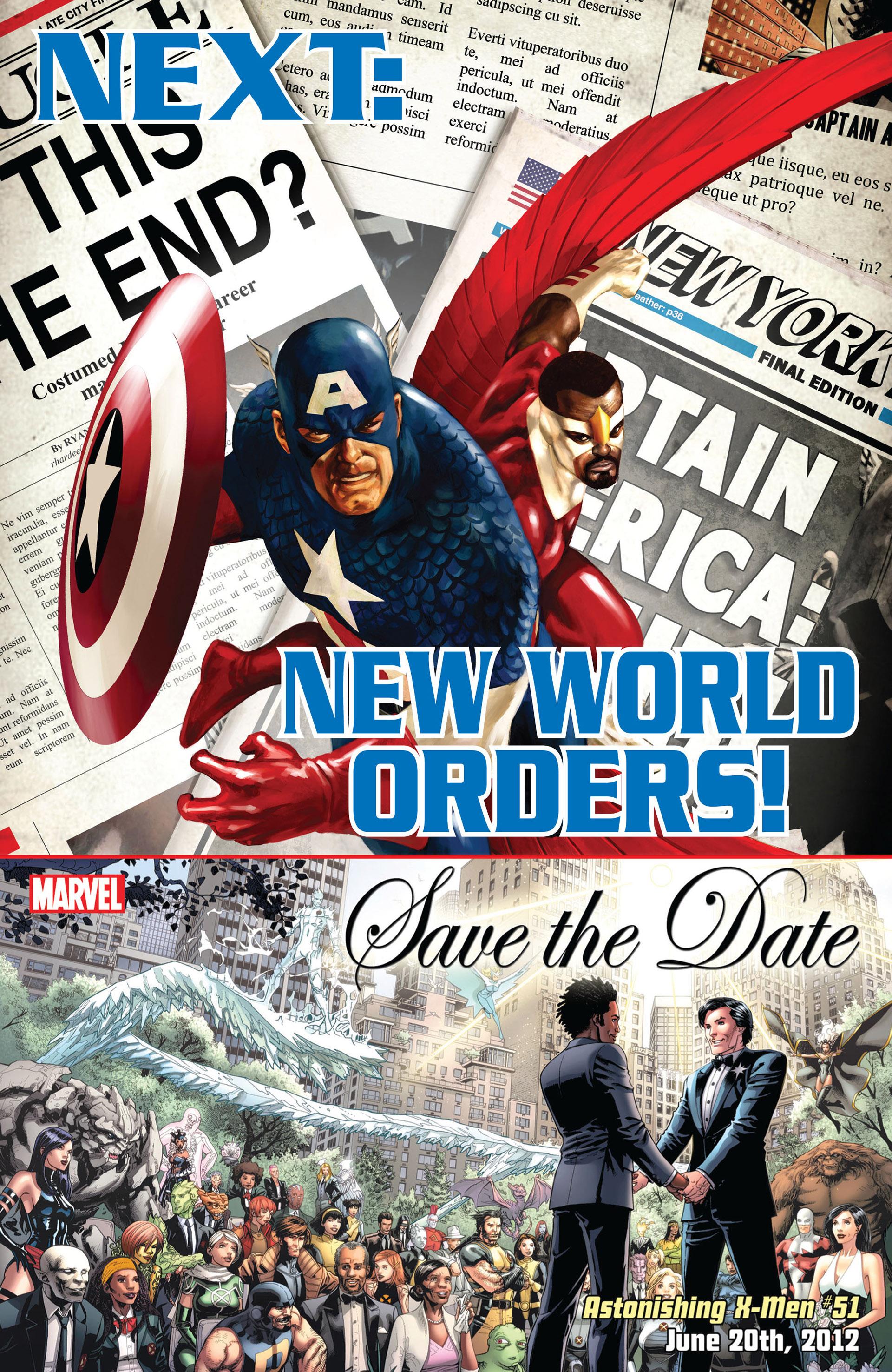 Captain America (2011) Issue #14 #14 - English 23