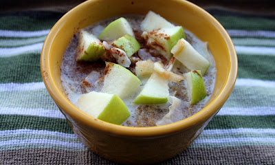 Amaranth and Quinoa Hot Cereal