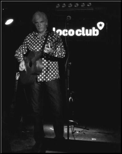 Robyn Hitchcock (29-4-15, El Loco Club, Valencia)