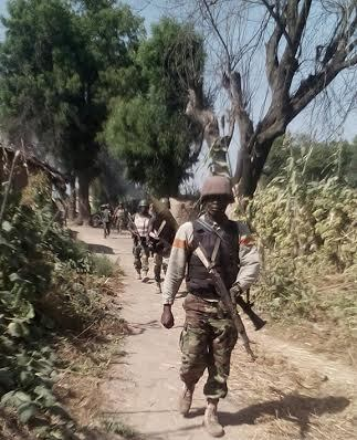 105 soldiers reported missing after fight with Boko haram