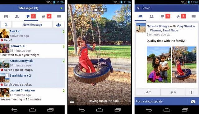 تحميل تطبيق فيس بوك لايت APK Facebook Lite أندرويد سامسونج جالاكسي الجي اتش تي سي سوني اكسبيريا نيكسوس