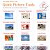 Quick Picture Tools: Chỉnh sửa ảnh trực quan trên web