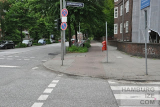 Burgstraße / Bethesdastraße