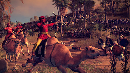 Screen Shot Of Total War Rome II (2013) Full PC Game Free Download At Downloadingzoo.Com