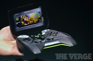 """Bos Nvidia Pamerkan Konsol """"Game"""" Android"""