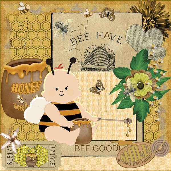 Page 3 ---Bee Have
