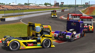 Formula Truck 2013 Simulator PC Game