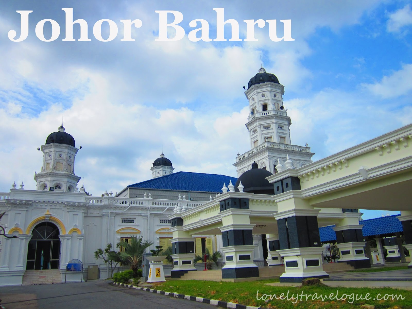 Lonely travelogue johor bahru the crossing and solemnity for Home wallpaper johor bahru