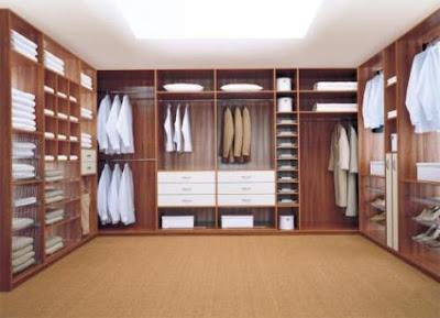 Dise o closets para dormitorios decorar tu habitaci n for Closet modernos para habitaciones