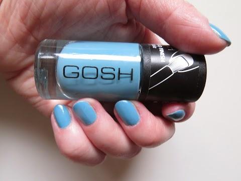 GOSH 638 SEA FOAM nagų lakas