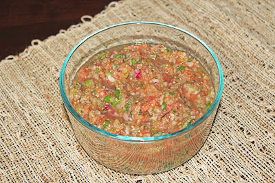 Home Made Salsa