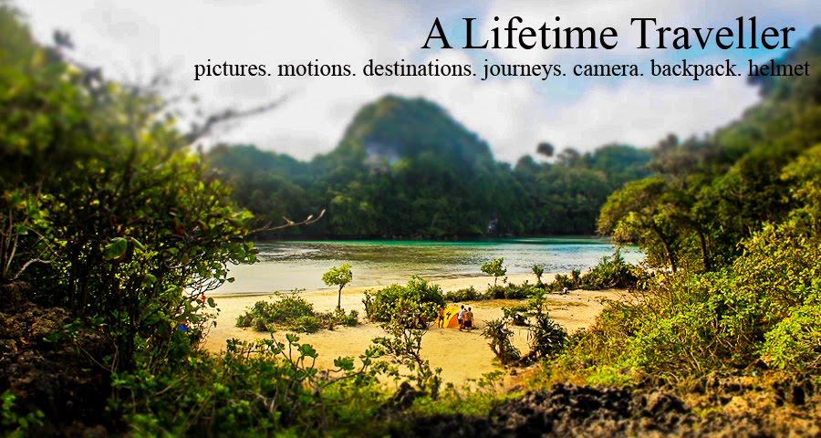 A Lifetime Traveller