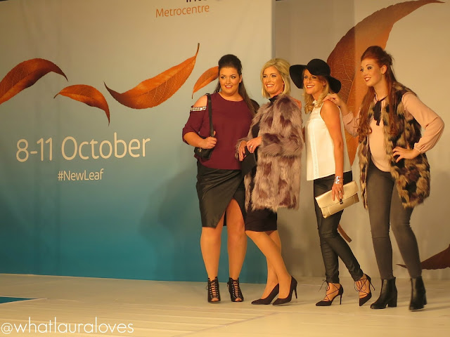 A/W intu Metrocentre Fashion Live Show #NewLeaf