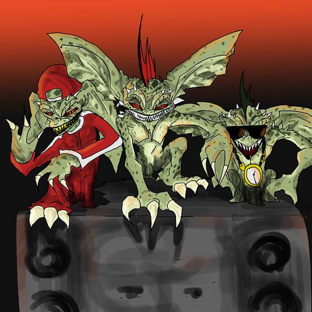 Gremlins - Public enemy por dafrek