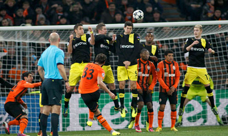 Video Highlight : Shakhtar vs Borusia Dortmund