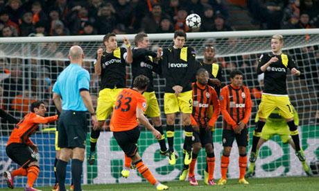 Video Highlight : Shakhtar vs Borusia Dortmund