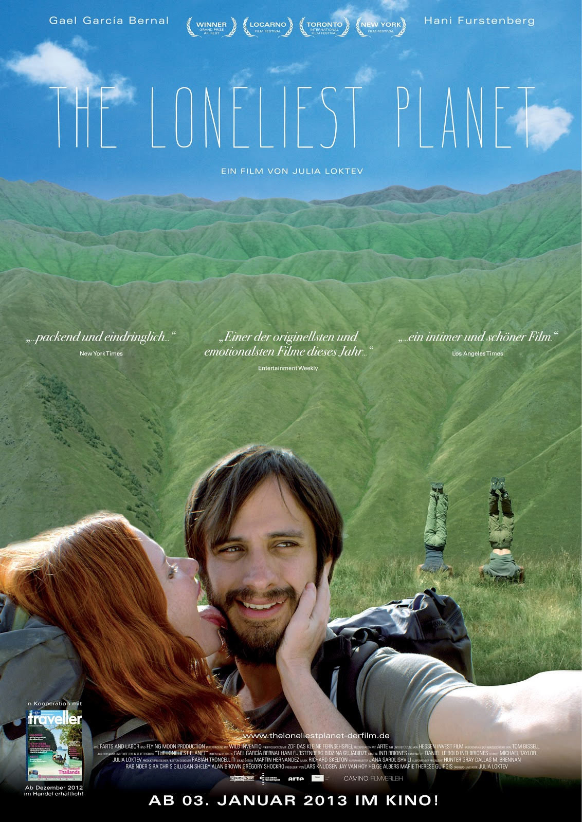 GEORGIA & SOUTH CAUCASUS: KINO: The Loneliest Planet. Eine