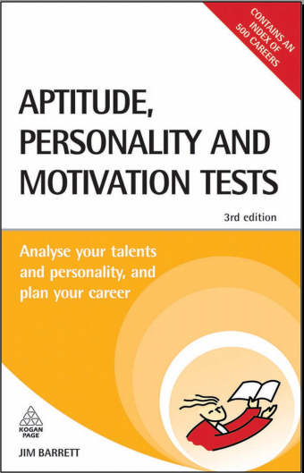 aptitude personality motivation tests