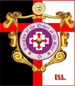 Soberana Orden del Templo + Los Caballeros de la Orden del Sol